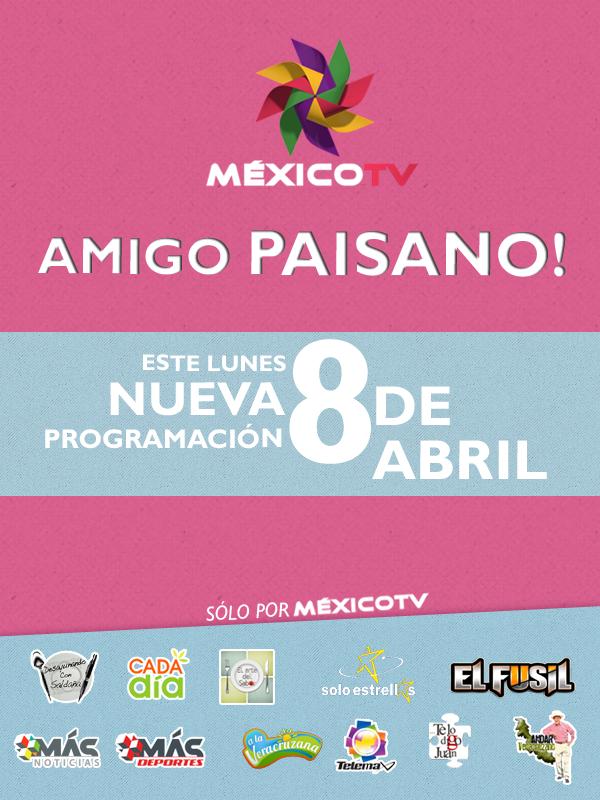 Mexico TV