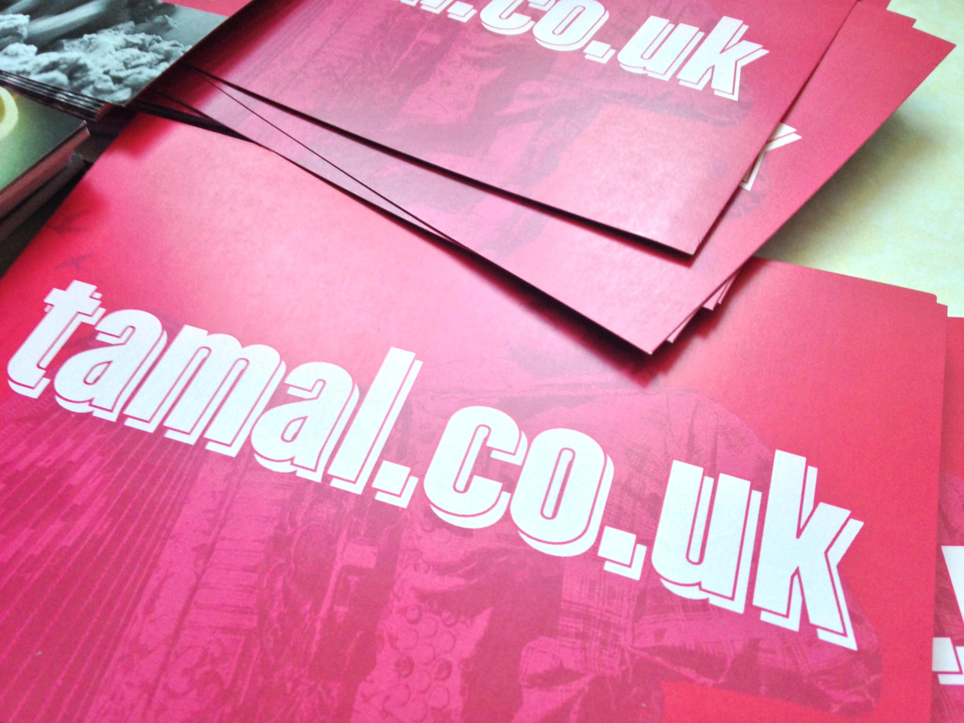 Tamal.co.uk